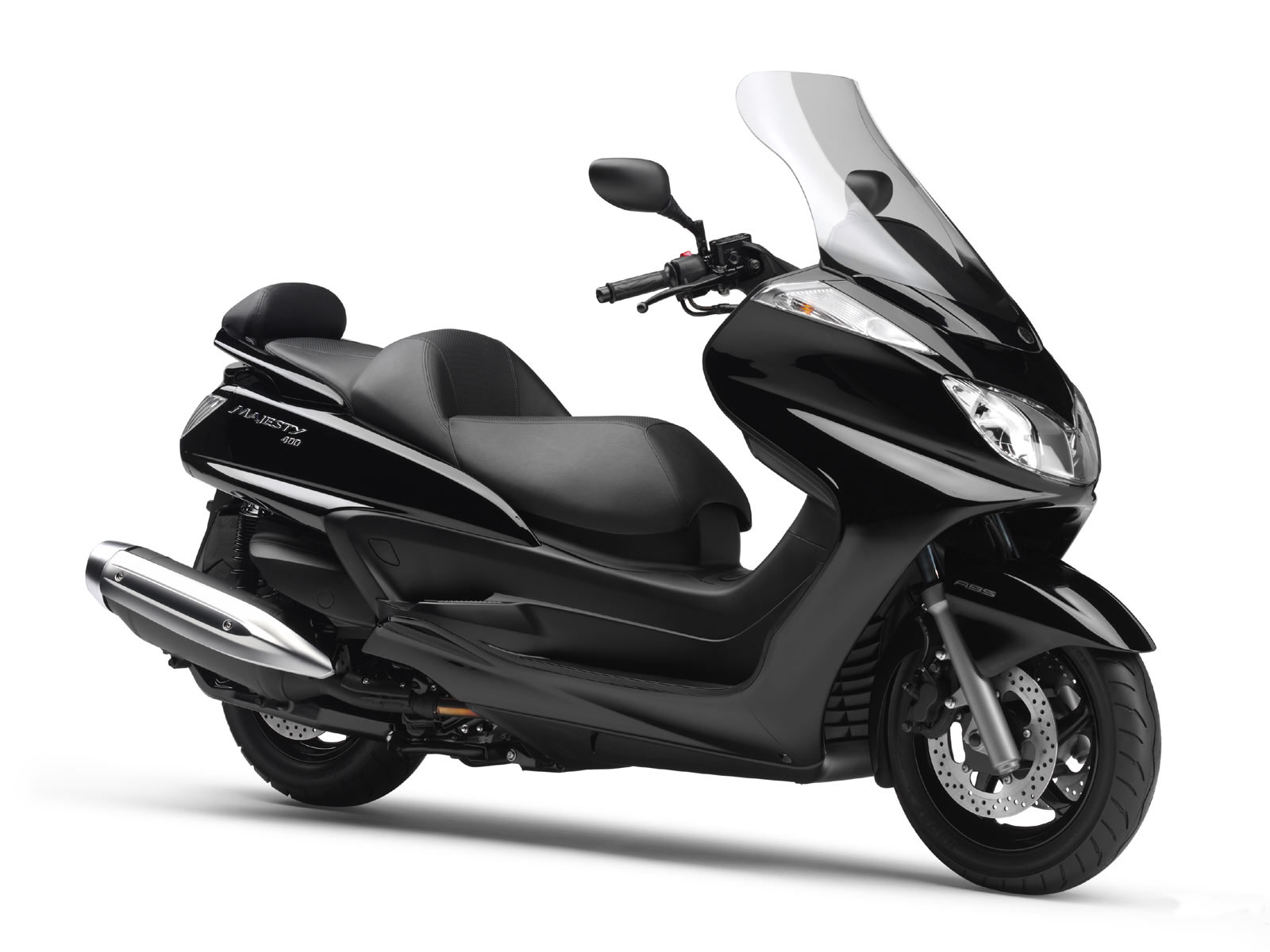 2007 yamaha majesty 400 abs scooter pictures. Black Bedroom Furniture Sets. Home Design Ideas