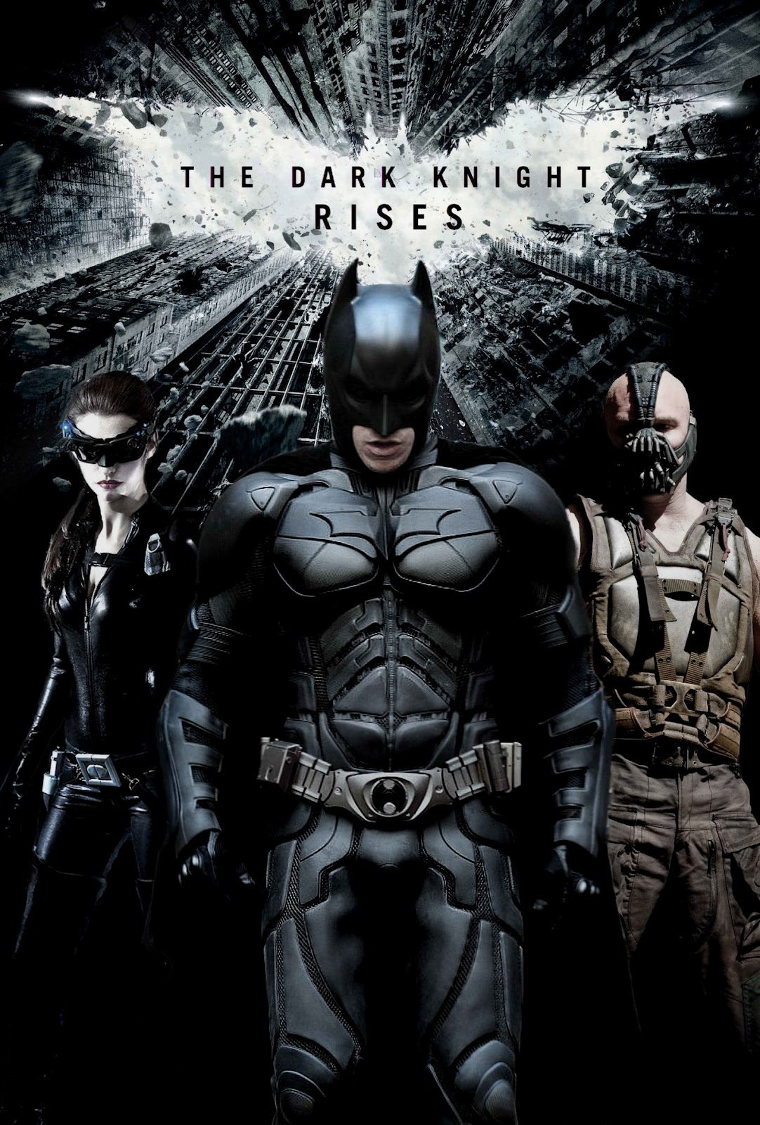 Review: The Dark Knight Rises (2012) | Awin Language
