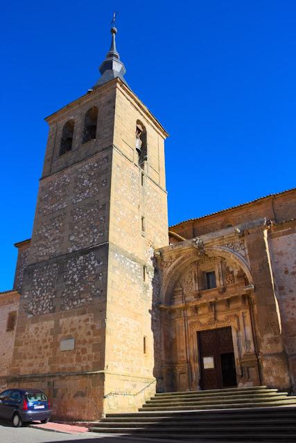 Iglesia de San Juan en Jadraque