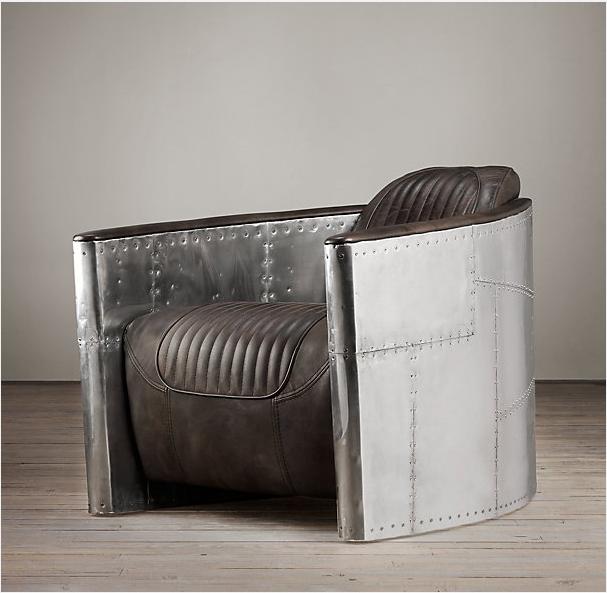 Restoration Hardware Aviator Chair  Decor Look Alikes