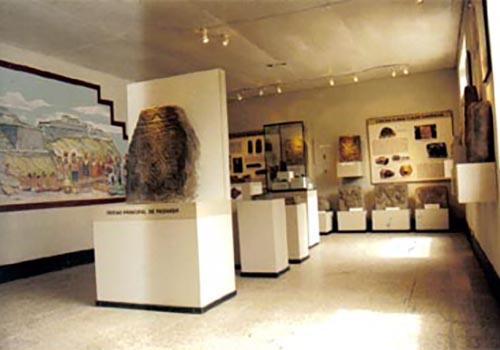 Museo Arqueológico Zonal de Cabana