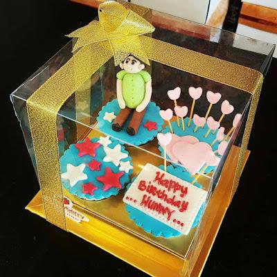 cup cake, kue mangkok, strawberry delight, resto cirebon, cafe cirebon, cake shop cirebon, toko kue cirebon