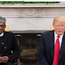 Trump decribes Buhari as 'lifeless' after the meeting