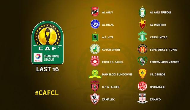 مشاهدة قرعة دوري أبطال أفريقيا 2017 دور المجموعات بث مباشر