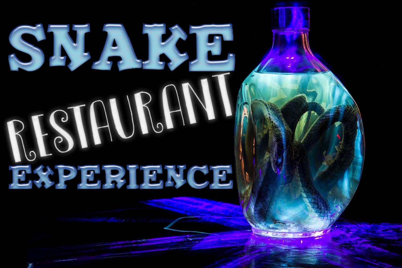 snake restaurant experience vietnam