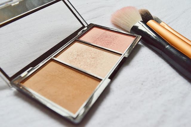 Make Up Revolution Contour Palette