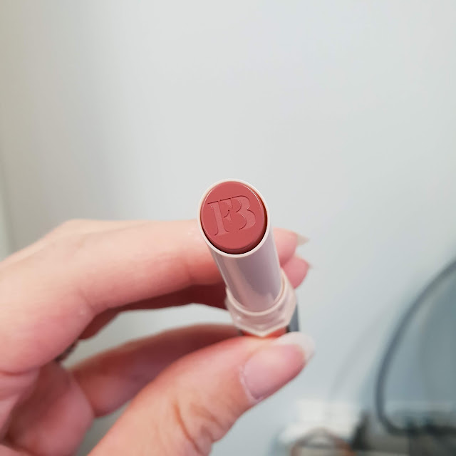 Fenty Beauty Mattemoiselle lipstick in Thicc | Almost Posh