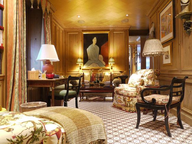 New Home Interior Design: English Countryside