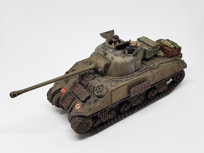 AB Figures British Tank Crew