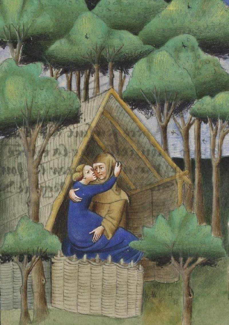 Glorious Gardens of Early Europe: Garden of Love & Earthly ...