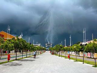 Previsões mudam e meteorologistas já preveem fortes chuvas em todo o Nordeste a partir deste mês de outubro