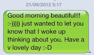 good morning sms messages for her
