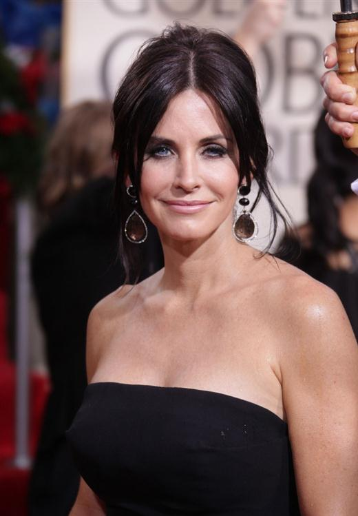 Baby Cute Wallpapers Courtney Cox 2011