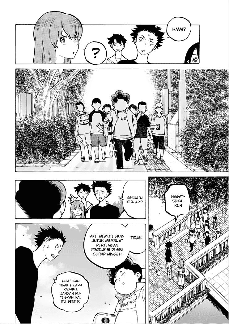 Koe no Katachi Chapter 36-13