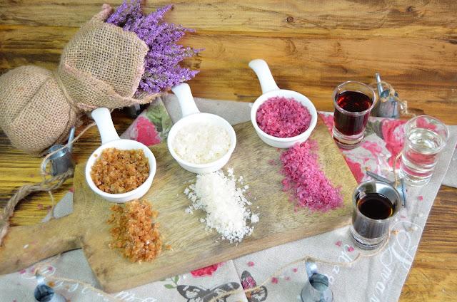 como hacer sal de sabores, como hacer sal de vinos, receta de sal de vinos, sal de sabores, sal de vino blanco, sal de vino de Pedro Ximenez, sal de vino tinto, sal de vinos, sal de vinos receta, las delicias de mayte,