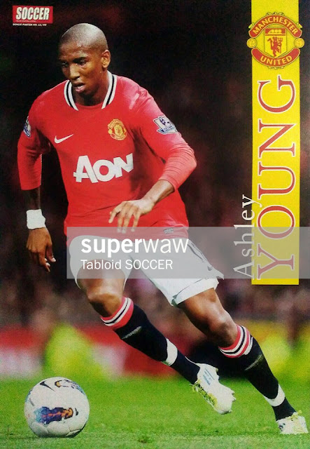 Ashley Young Manchester United 2011
