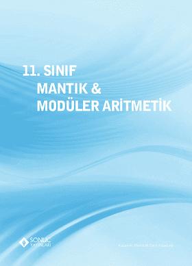 Sonuç 11. Sınıf Mantık ve Modüler Aritmetik PDF indir