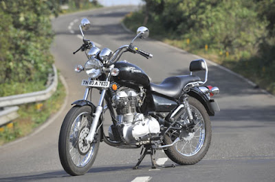 Royal Enfield Thunderbird 500 HD Images