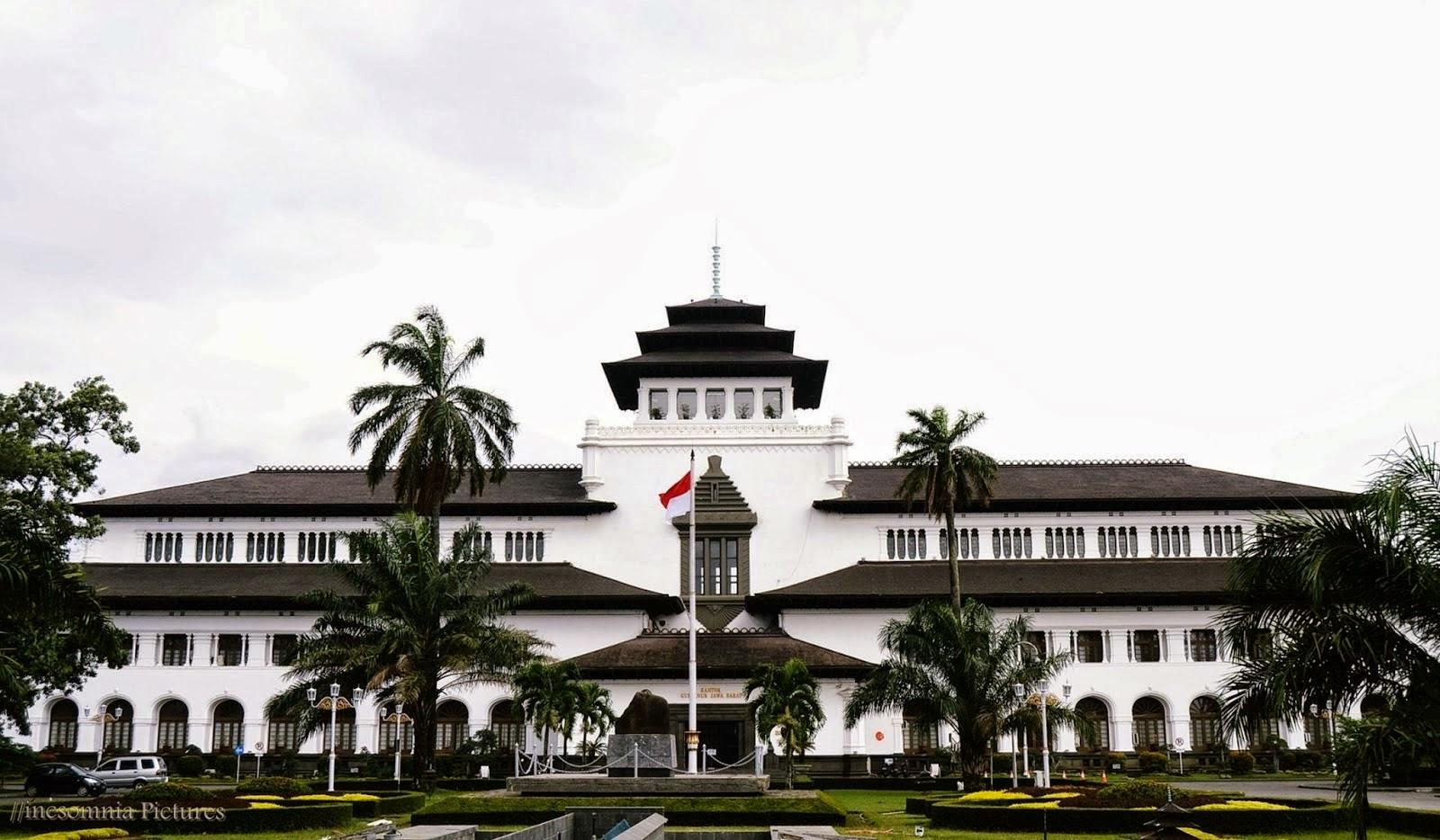 Bandoeng Holland in De Tropen, Masihkah Kota Bandung Menyimpan Bangunan Tua Bersejarah?