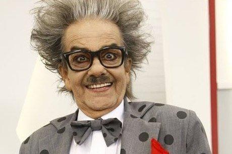 O humorista César o seu Eugênio da escolinha do professor Raimundo morre aos 81 anos
