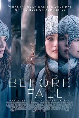 Before I Fall [2017] [NTSC/DVDR- Custom HD] Ingles, Subtitulos Español Latino
