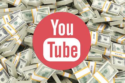 Cara Mudah Mendapatkan Uang Jutaan di Youtube