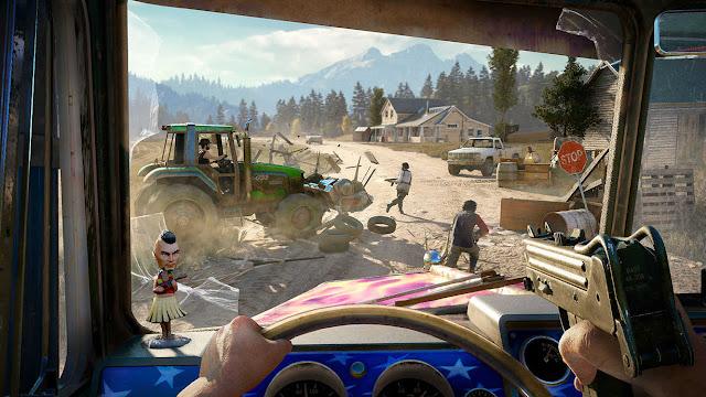 Ini Dia! ScreenShot Resmi Far Cry 5, yang WAJIB kalian ketahui 10