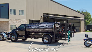 Ford F650 V10 Stearman Field Fuel Truck