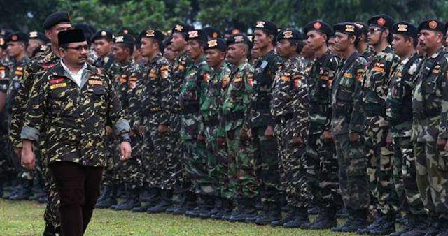 Ketum GP Ansor Siapkan Jutaan Banser Berbaju Putih Amankan TPS