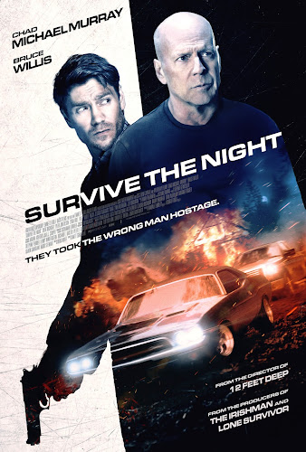Survive the Night (BRRip 720p Dual Latino / Ingles) (2020)