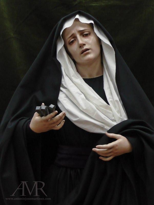 Escultura de Antonio José Martínez Rodríguez