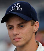Joey Gase, he is the driver of the No. 52 Chevrolet for Jimmy Means Racing in the NASCAR Xfinity series.