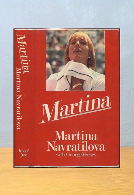 MARTINA, Martina Navratilova