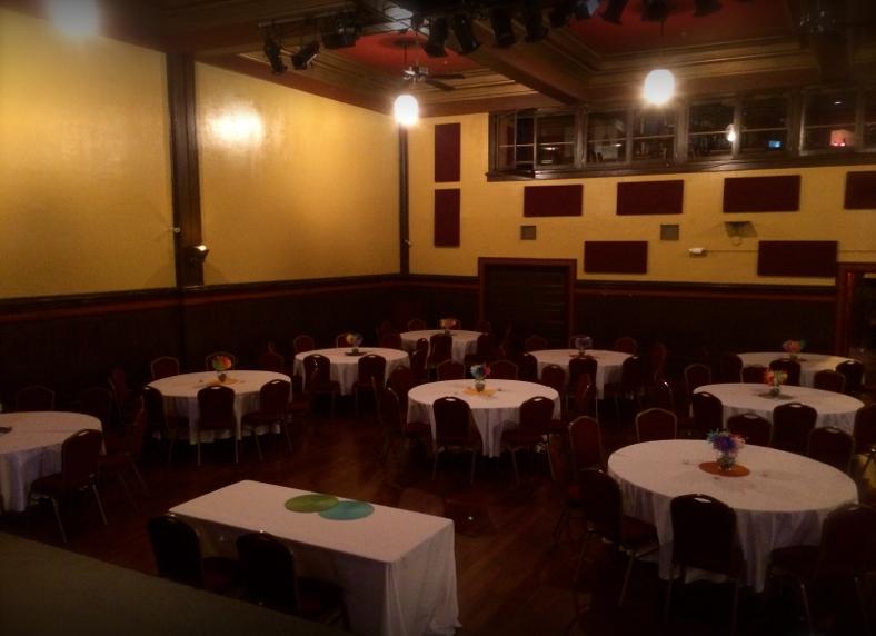 Bossanova Ballroom Wedding Venue