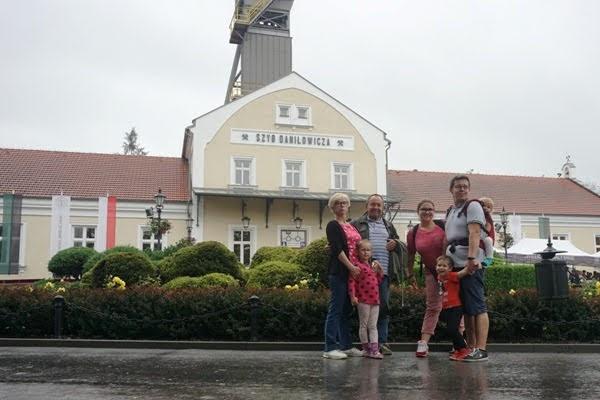 rodzinna wycieczka do Wieliczki