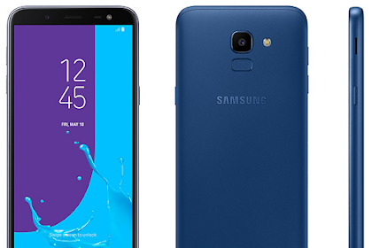Harga Samsung Galaxy On6 Terbaru, Ponsel Android Oreo Spesifikasi Kamera 13 MP