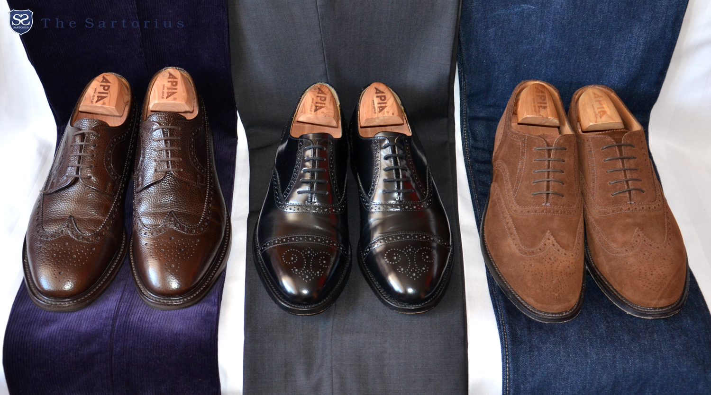 766e53f9ed2e9 Dobranie odpowiednich butów do spodni wydaje się łatwym zadaniem, ale  zagłębiając się w temat można dojść do wniosku, że to wcale nie musi być  takie proste.