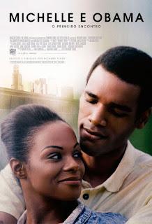 """Poster do filme """"Michelle e Obama"""""""
