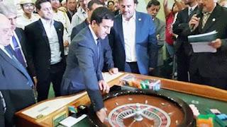 Melitón Eugenio López, presidente de Loterías de la provincia, anticipó que deja el cargo a fin de diciembre