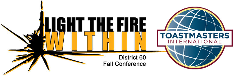 Toastmasters D60 Fall Conference