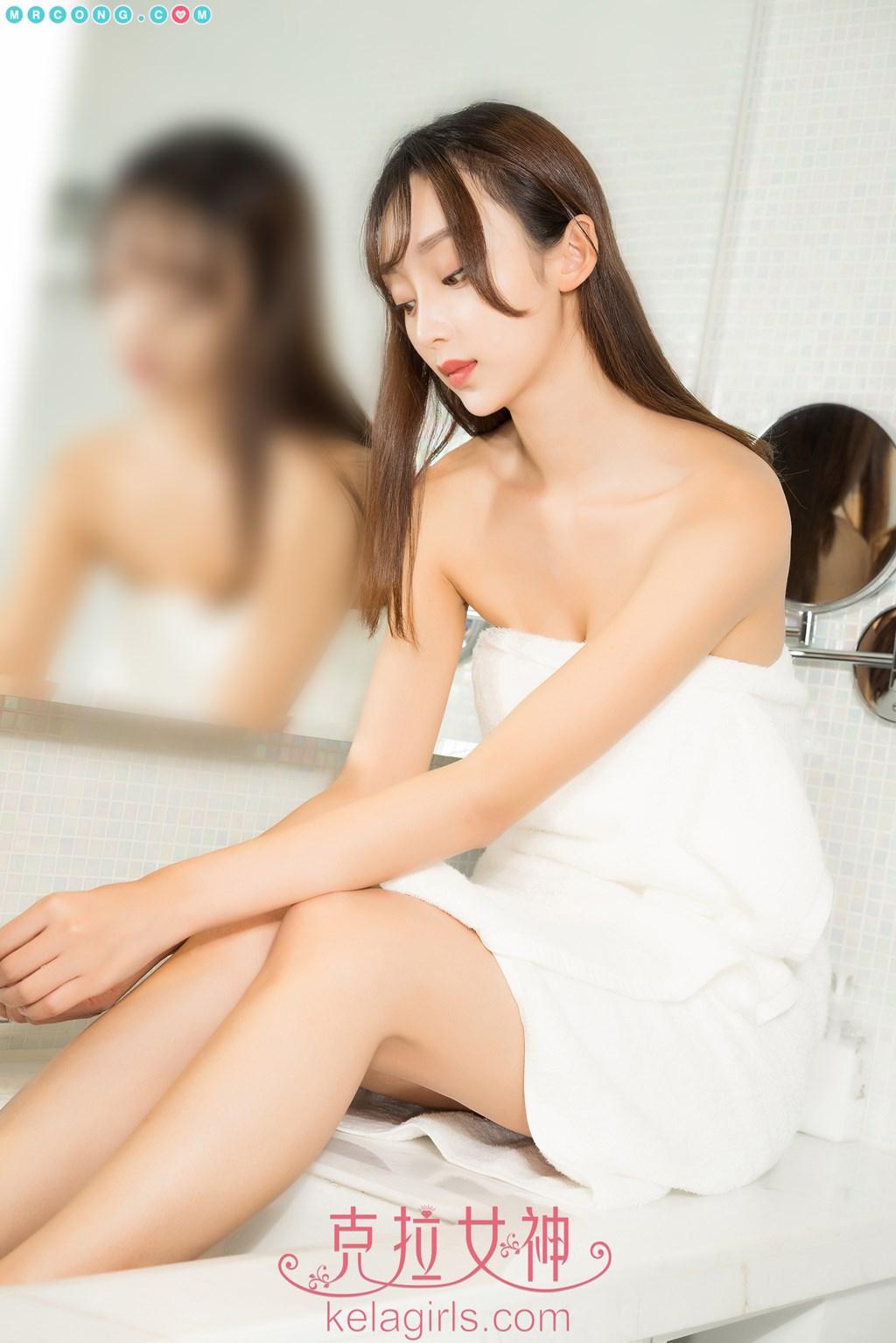 Image KelaGirls-2017-10-16-Shuang-Er-MrCong.com-010 in post KelaGirls 2017-10-16: Người mẫu Shuang Er (爽儿) (24 ảnh)