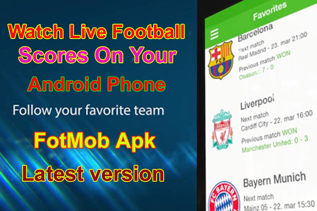 fotmob for pc free download