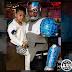 ¡Papá del año! 50 Cent celebra cumpleaños de su hijo como Cyborg de Teen Titans go