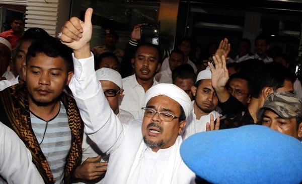 Habib Rizieq Diusung Menjadi Capres 2019 Berdasarkan Hasil Rakornas PA 212