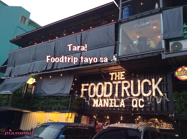 63 Kamias Road cor K-1 Street, Quezon City Philippines is one of the newest and dare I say cleanest and most spacious food park to hit the Metro- The Food Truck Manila QC!