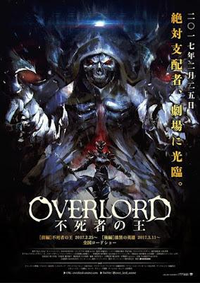 Overlord Movie 1: Fushisha no Ou The Undead King (Lạc Vào Thế Giới Game) Vietsub (2017)