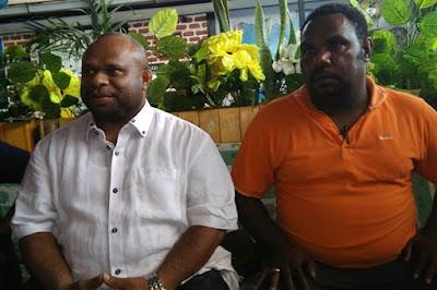 Ketua KNPI Papua : ULMWP Tidak Boleh Mengintervensi Kegiatan Masyarakat Papua