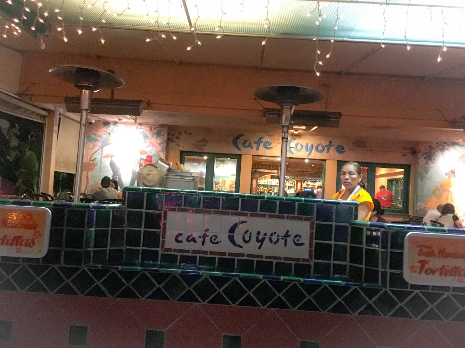 Route To Adventure Cafe Coyote Old Towns Best Mexican Restaurant