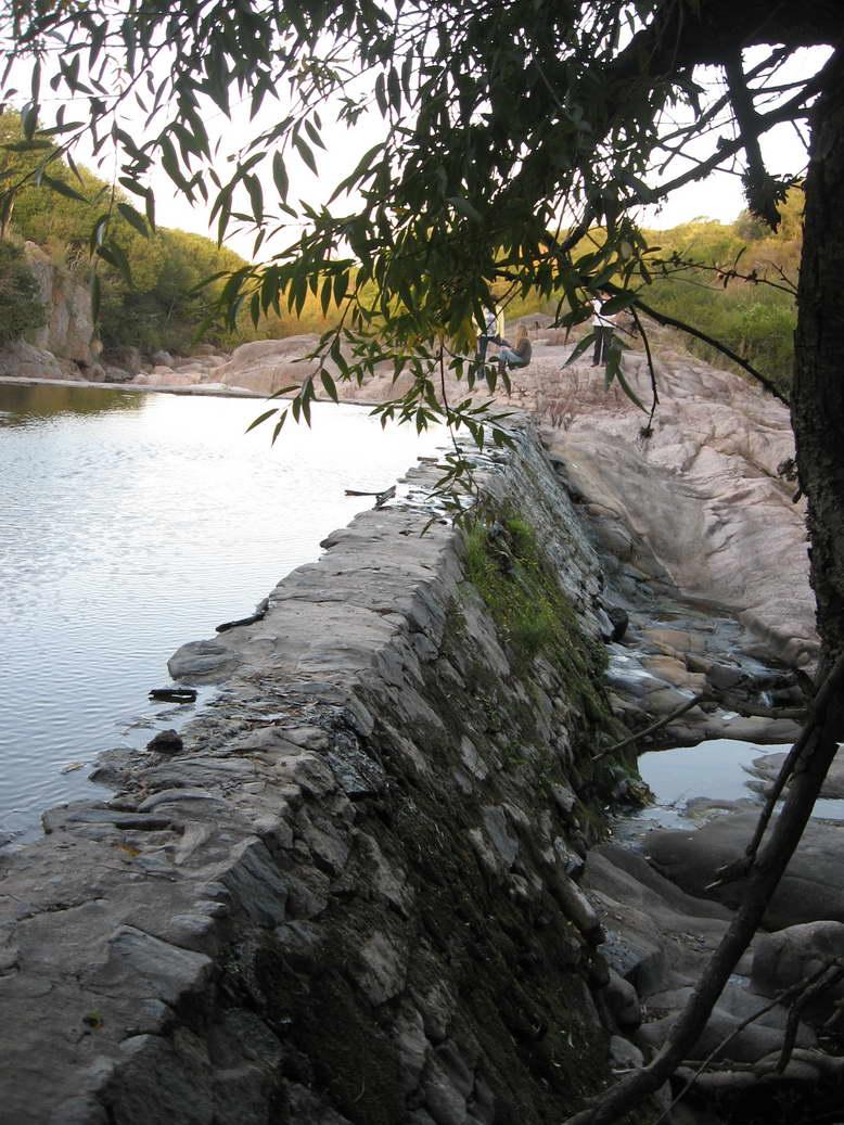 Resultado de imagen para rio santa