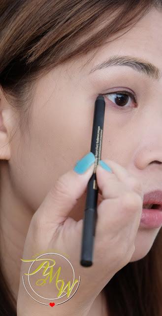 a photo of Eye Of Horus Rubian Brown Goddess Pencil Review by Nikki Tiu Askmewhats